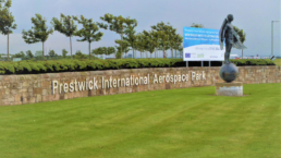 Prestwick Aerospace Park Development